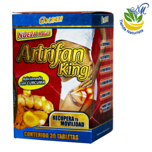Artrifan Golden ; 30 tabletas
