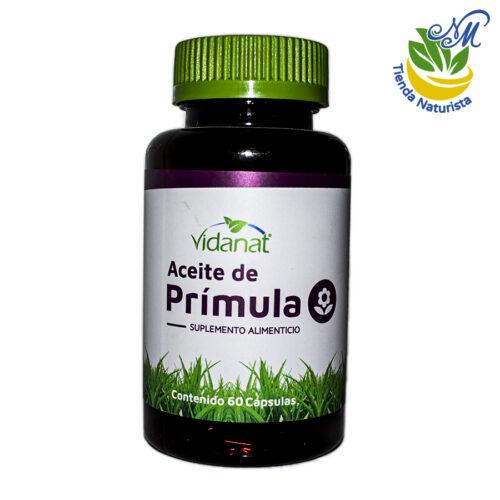 Aceite de prímula 60 capsulas