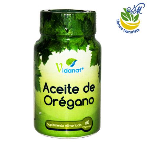 aceite de orégano 60 capsulas