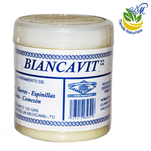 Biancavit, pomada 120 g
