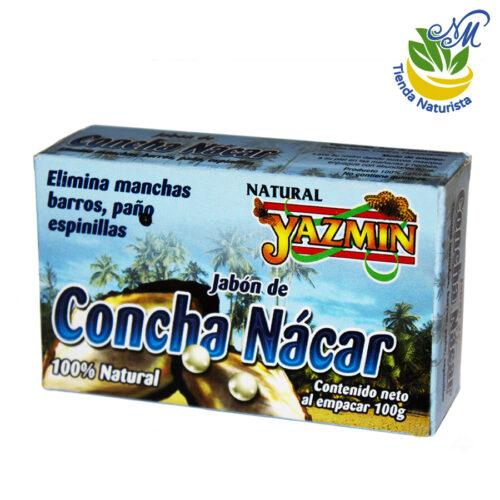 jabon de concha nacar, 100 g