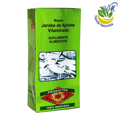 jarabe de ajolote vitaminado de 180ml