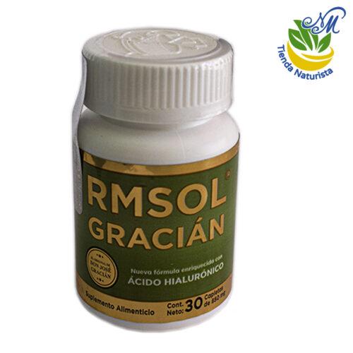 RMSOL Gracian , 30 capletas