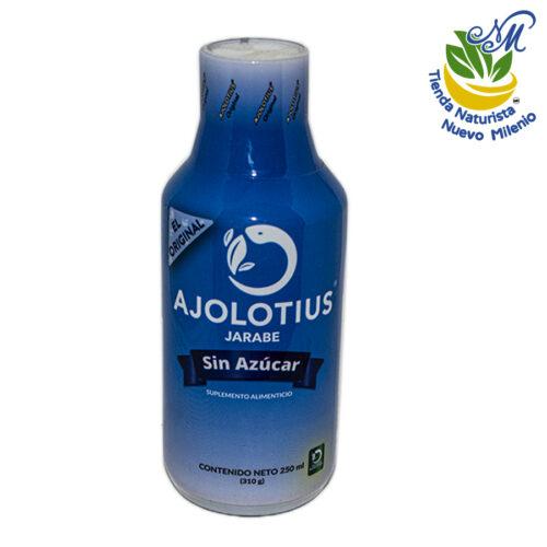 Ajolotius ; Jarabe 250 ml