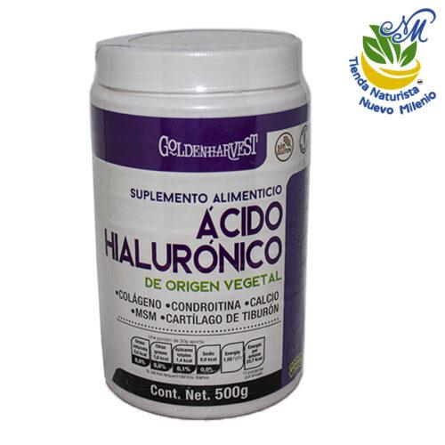 Ácido Hialurónico ; 500 g