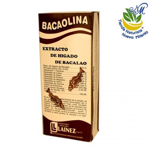 Bacaolina ; Extracto 340 ml