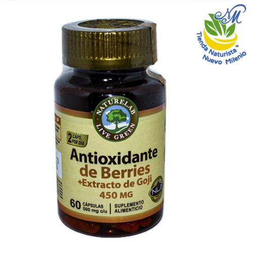 Antioxidante ; 60 Cápsulas