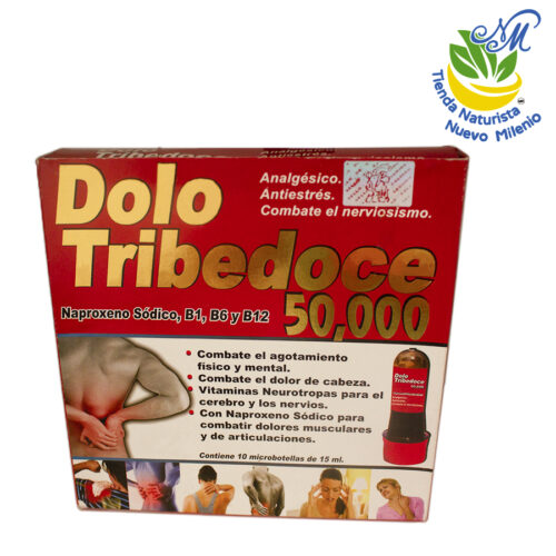 Dolo Tribedoce 50 000