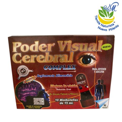 Poder Visual Cerebral Complex