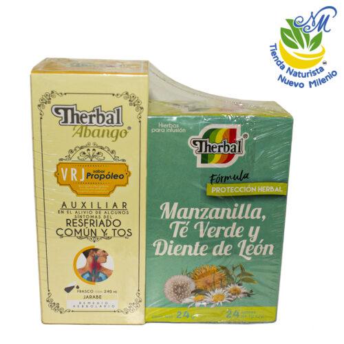 Paquete: Manzanilla Abango
